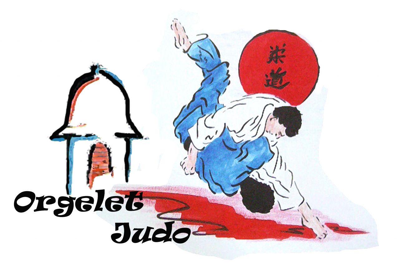 Logo  ORGELET JUDO