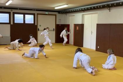 Reprise des cours de judo à partir de ce mercredi 19 mai